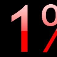 Dilemmáink az 1 százalékok  gyűjtése körül