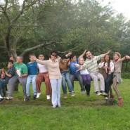 A Domino csapata egy kirándulásért focizik