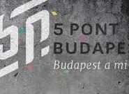 Csatlakoztunk az 5Pont Budapest kampányhoz